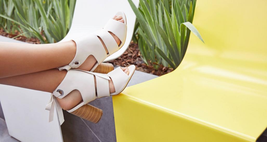 spring shoes from Just Fab
