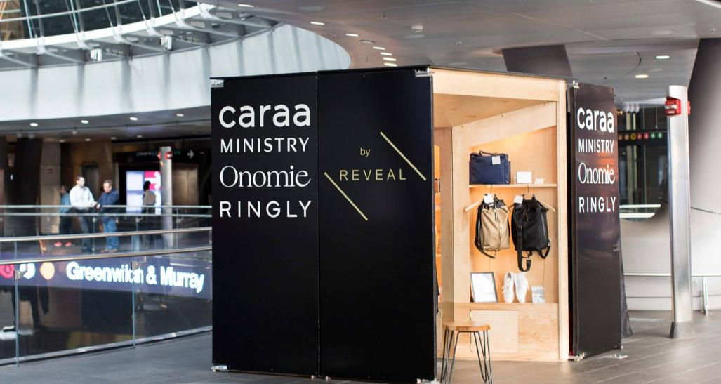 Nrf Architecture Meets Retail In The Next Generation Of Pop Up Shops