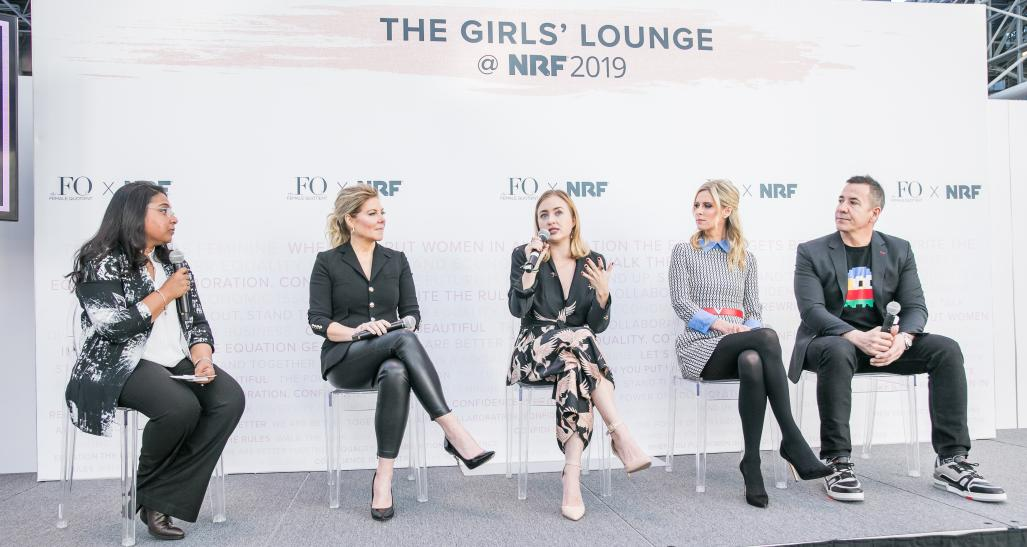 Girls' Lounge at NRF 2019: The evolution of Retail session