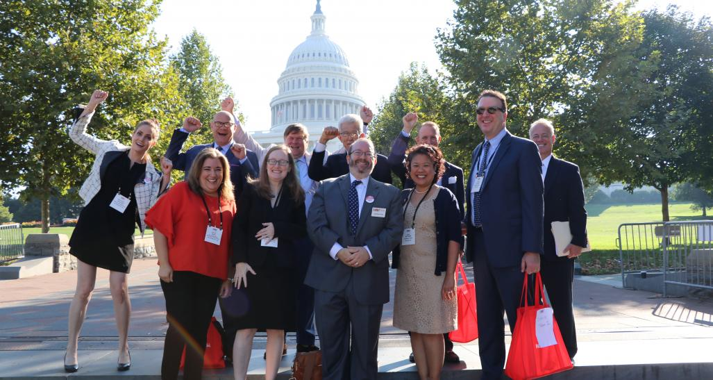 Attendees at NRF's Retail's Advocate Summit 2019