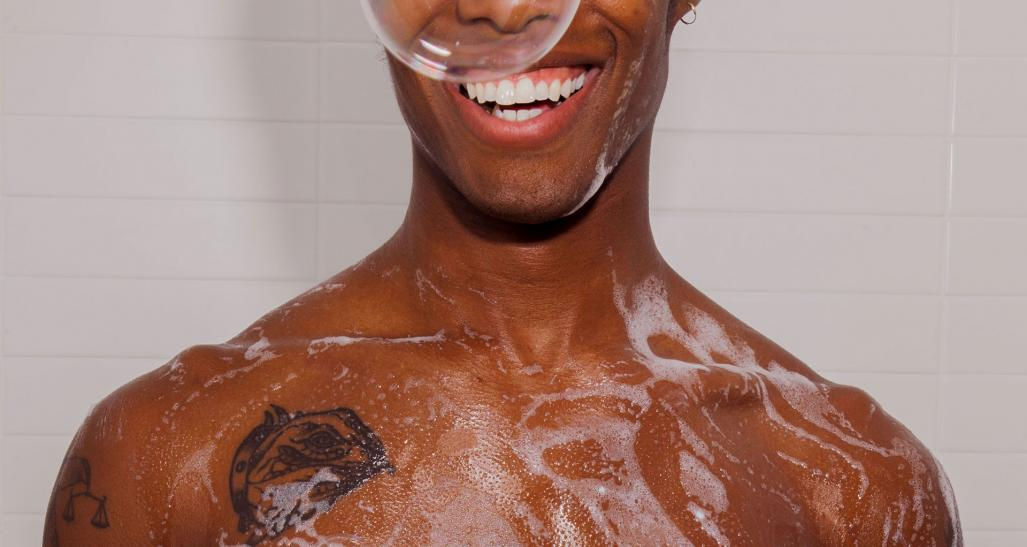 Hawthorne men's personal care model