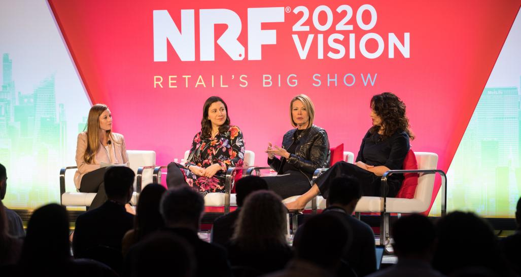 Panel at NRF 2020: Retail's Big Show