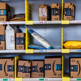Amazon prime packages in mailboxes