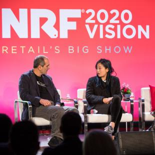 Live Commerce Panel at NRF 2020