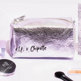e.l.f. cosmetics x Chipotle makeup kit