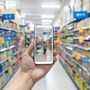 Wayfinding apps for retail stores