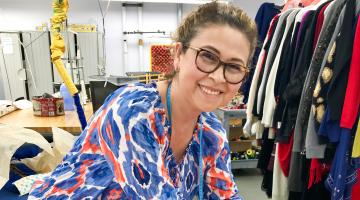Neiman Marcus JoAnn Fabric collaboration