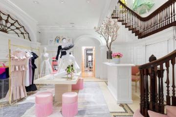 The Curated NYC store interior