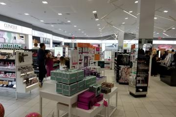 Ulta Beauty NYC store interior