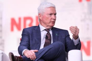Dick's Sporting Goods Chairman and CEO Ed Stack at NRF 2019