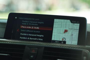 BMW/Olo navigation system ordering