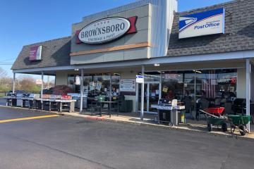 Brownsboro store front