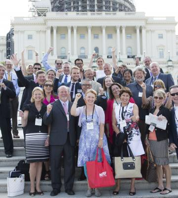 Retailers on Capitol Hill