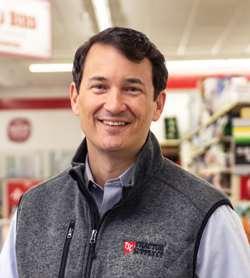 Hal Lawton, Tractor Supply