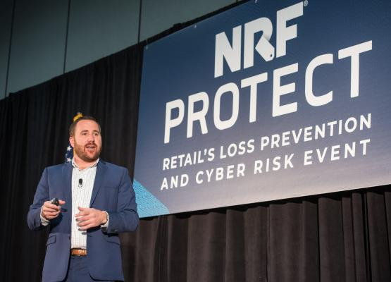 Wicklander-Zulawski & Associates' David Thompson speaks at NRF PROTECT