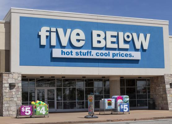 NRF 2020 Hot 100 Retailer five Below