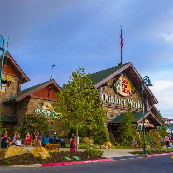 Bass Pro Shops exterior photo