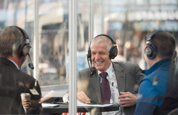 Mattress Mack also known as Jim Mcingvale talks with RGR podcast about Retail to the rescue