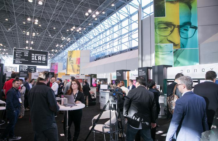 NRF Innovation Lab at NRF 2020